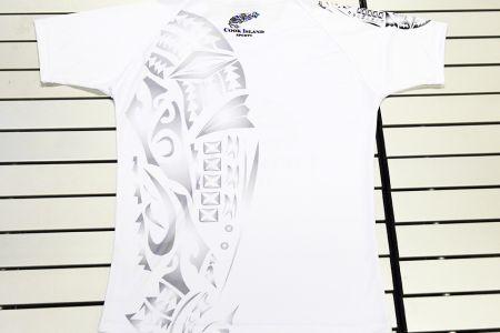 Tシャツホワイト背面